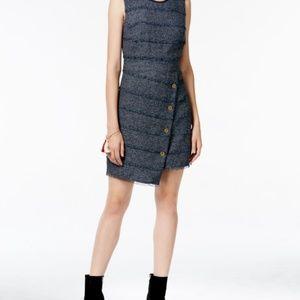 Blue Rachel Roy , Fitted, Sheath Dress size 2 EUC